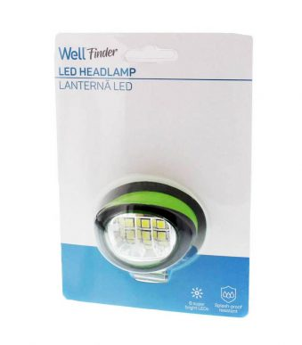 Well Φακός Κεφαλής LED Finder TORCH-FINDER-WL